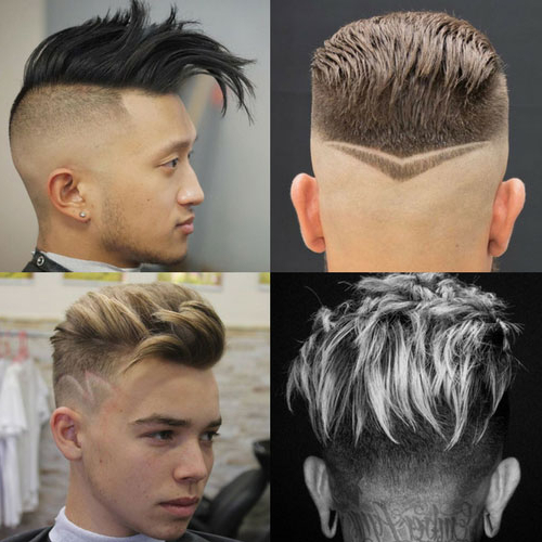 Top 25 Edgy Men's Haircuts (2019 Guide) inside Modern And Edgy Hairstyles