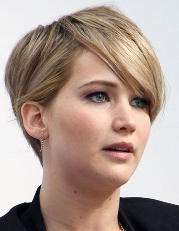 28+ Albums Of Pixie Cut Hairstyles For Round Faces | Explore With Regard To Tapered Pixie Boyish Haircuts For Round Faces (View 18 of 25)