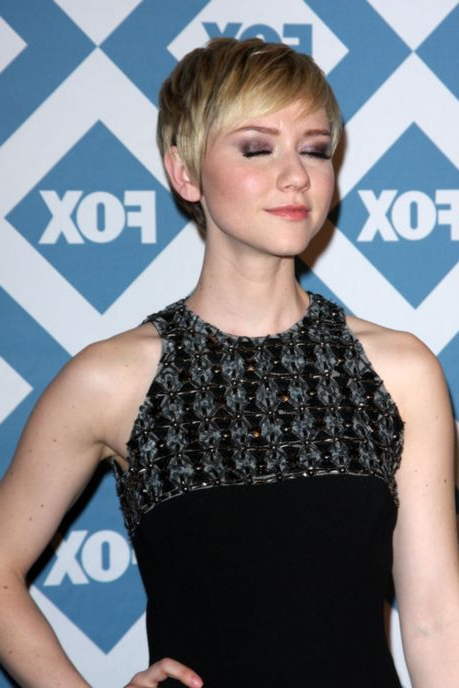 3 Pixie With Tapered Sideburns – Hairstyles Fashion And Clothing For Pixie Haircuts With Tapered Sideburns (View 7 of 25)