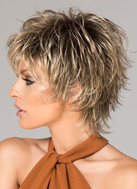 40+ Best Pixie Haircuts For Over 50 2018 - 2019 | Short regarding Choppy Pixie Bob Hairstyles For Fine Hair