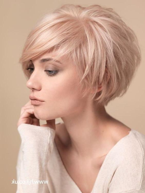 40 Best Short Hairstyles For Fine Hair 2020 in Choppy Pixie Bob Hairstyles For Fine Hair