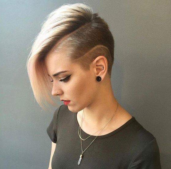 40+ Smart Pixie Haircuts Which Will Convince You To Chop For Tapered Pixie Boyish Haircuts For Round Faces (View 12 of 25)