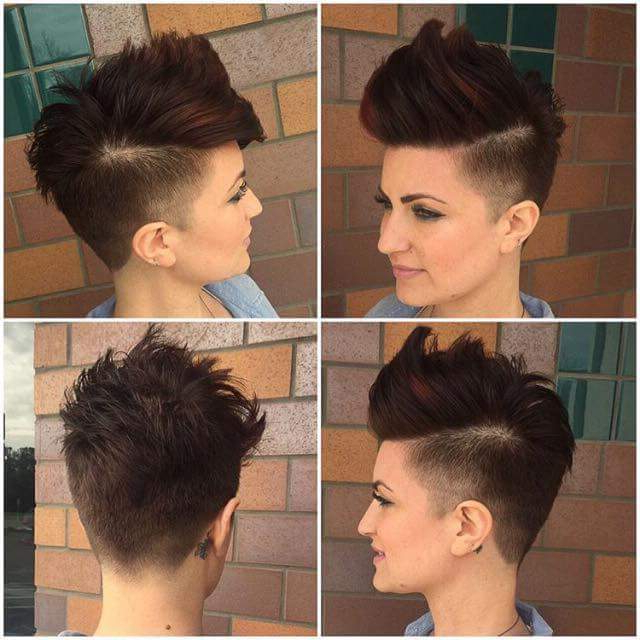 40+ Smart Pixie Haircuts Which Will Convince You To Chop pertaining to Short Tapered Pixie Upwards Hairstyles