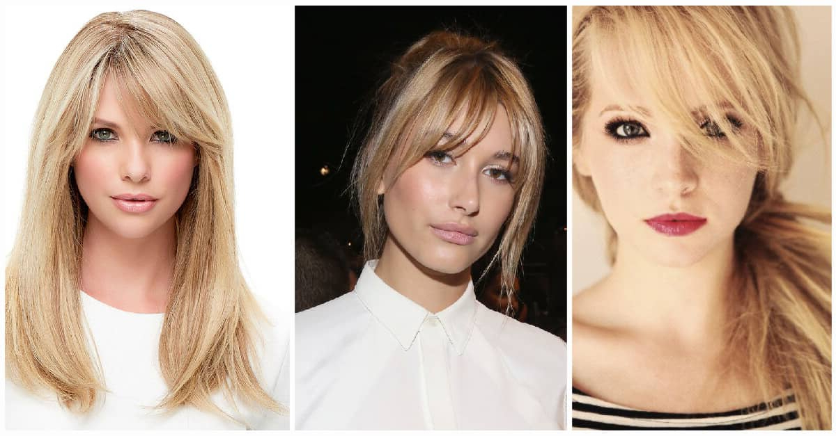 50 Fresh Hairstyle Ideas With Side Bangs To Shake Up Your Style Pertaining To Feathered Haircuts With Angled Bangs (View 18 of 25)