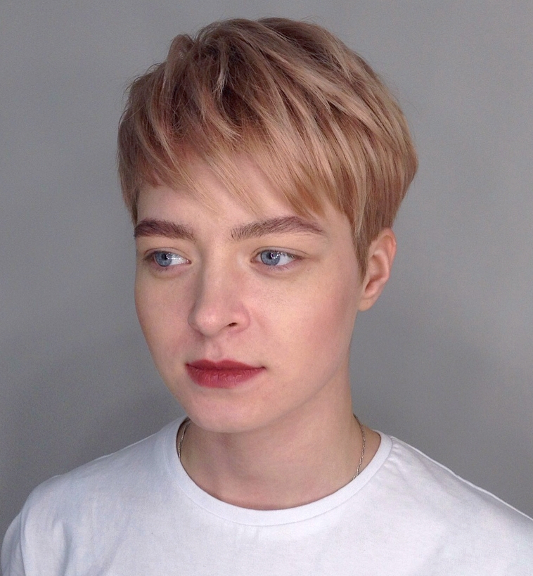 50 Hottest Pixie Cut Hairstyles In 2019 Throughout Tapered Pixie Boyish Haircuts For Round Faces (View 16 of 25)