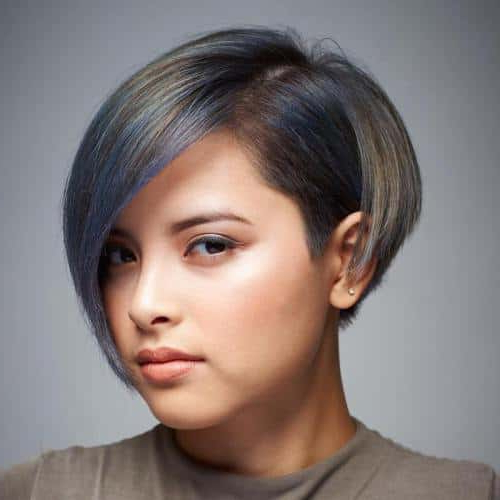 60+ Short Haircuts For Round Face Shape » Short Haircuts Models For Pixie Haircuts For Round Faces (View 17 of 25)