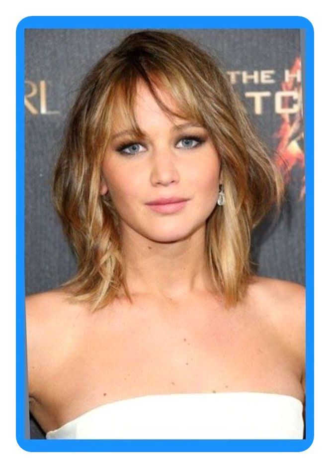 66 Hairstyles With Light Wispy Bangs – Style Easily Regarding Feathered Haircuts With Angled Bangs (View 10 of 25)