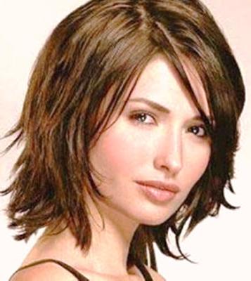 74 Short Choppy Bob Haircuts For Women | Hairstylo pertaining to Shoulder Length Choppy Hairstyles