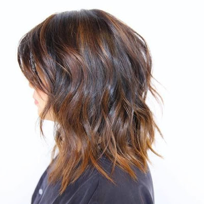 74 Short Choppy Bob Haircuts For Women | Hairstylo within Shoulder Length Choppy Hairstyles