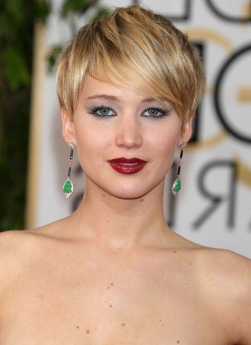 8+ Short Haircuts For Round Faces - Goostyles in Cropped Hairstyles For Round Faces