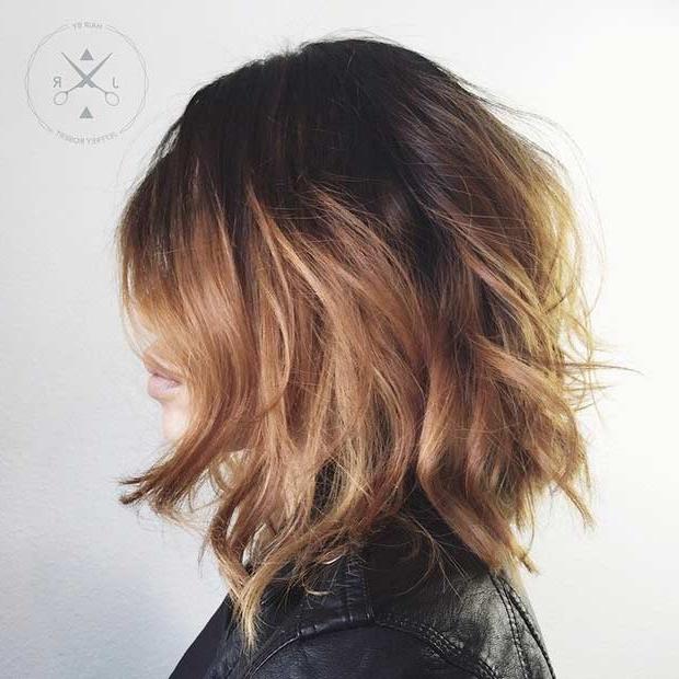 84 Beautiful Medium Length Choppy Hairstyle Ideas - Easy inside Shoulder Length Choppy Hairstyles