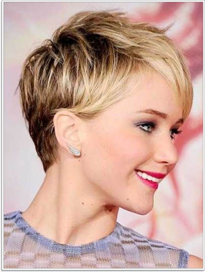 85 Gorgeous Pixie Bob Haircuts To Get For The Next Summer in Cropped Pixie Haircuts For A Round Face