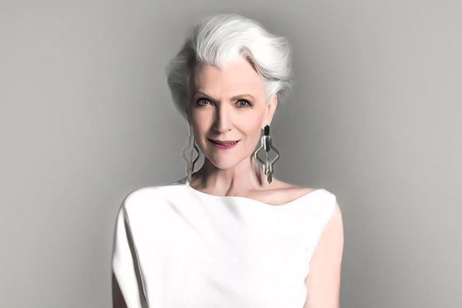 85 Incredibly Beautiful Short Haircuts For Women Over 60 In Gray Pixie Haircuts With Messy Crown (View 21 of 25)