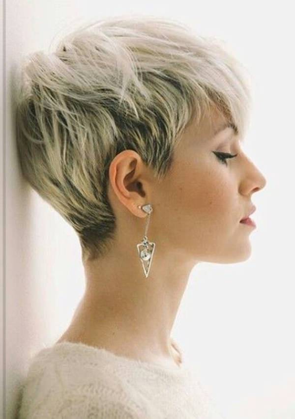 85 Stunning Pixie Style Bob's That Will Brighten Your Day with Choppy Pixie Bob Hairstyles For Fine Hair