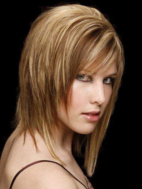 Choppy-Medium-Length-Hairstyles - Ihre Frisuren for Shoulder Length Choppy Hairstyles