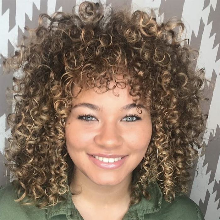 Curly Hairstyles For Round Faces | Naturallycurly in Curly Hairstyles For Round Faces