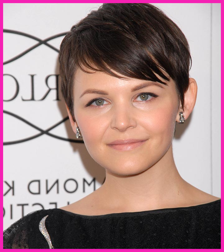 Fancy Hairstyles Daily - Stimuluspackagedetails with Cropped Pixie Haircuts For A Round Face