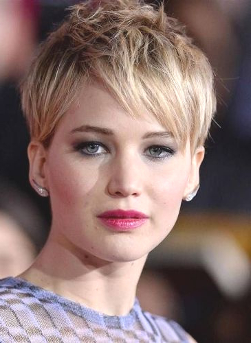 Fashion : Pixie Haircut For Round Face Remarkable 10 Good regarding Cropped Haircuts For A Round Face