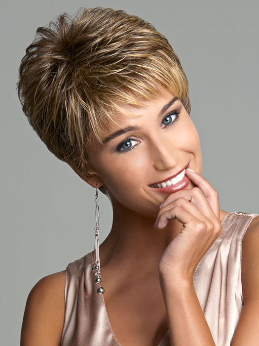 Feathered Hairstyles For Short Hair | Hair Style And Color in Short Feathered Hairstyles