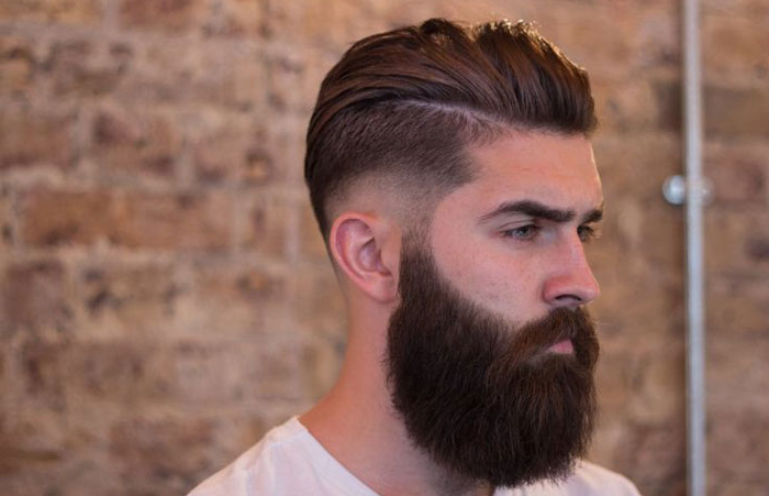 How To: Fade Your Beard Into Your Hair With Regard To Pixie Haircuts With Tapered Sideburns (View 21 of 25)