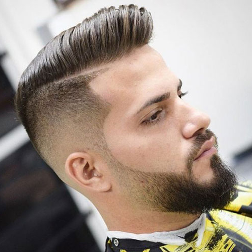 How To Trim Your Sideburns | Men's Hairstyles + Haircuts 2019 In Pixie Haircuts With Tapered Sideburns (View 22 of 25)