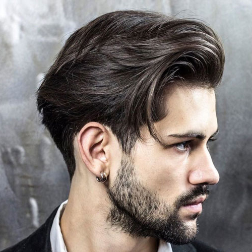 How To Trim Your Sideburns | Men's Hairstyles + Haircuts 2019 Regarding Pixie Haircuts With Tapered Sideburns (View 16 of 25)