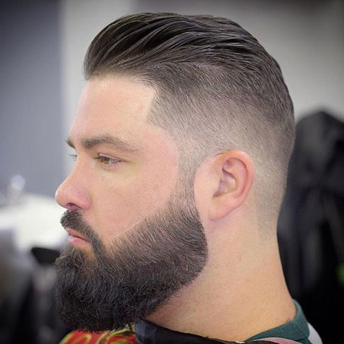How To Trim Your Sideburns | Men's Hairstyles + Haircuts 2019 With Pixie Haircuts With Tapered Sideburns (View 14 of 25)