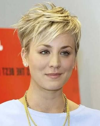 Image Result For Short Messy Spiky Haircuts | My Style Within Messy Spiky Pixie Haircuts With Asymmetrical Bangs (View 5 of 25)