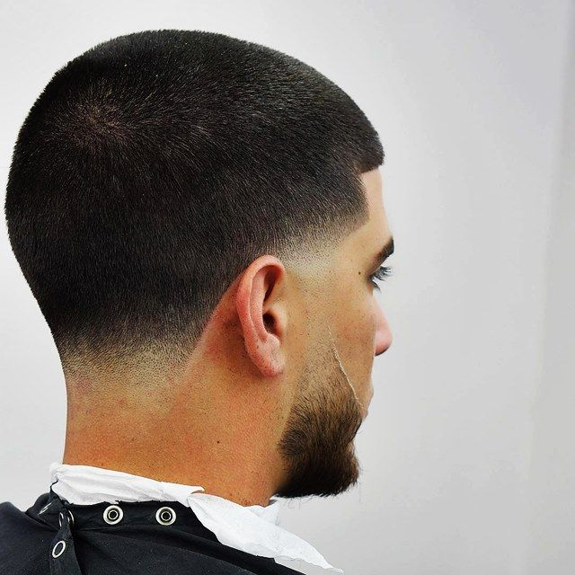 Pin On Buzz Cut + Shape Up + Sideburn And Neck Taper with regard to Pixie Haircuts With Tapered Sideburns