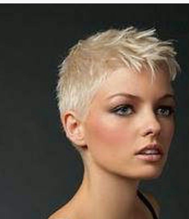 Pin On Hair Short intended for Short Tapered Pixie Upwards Hairstyles