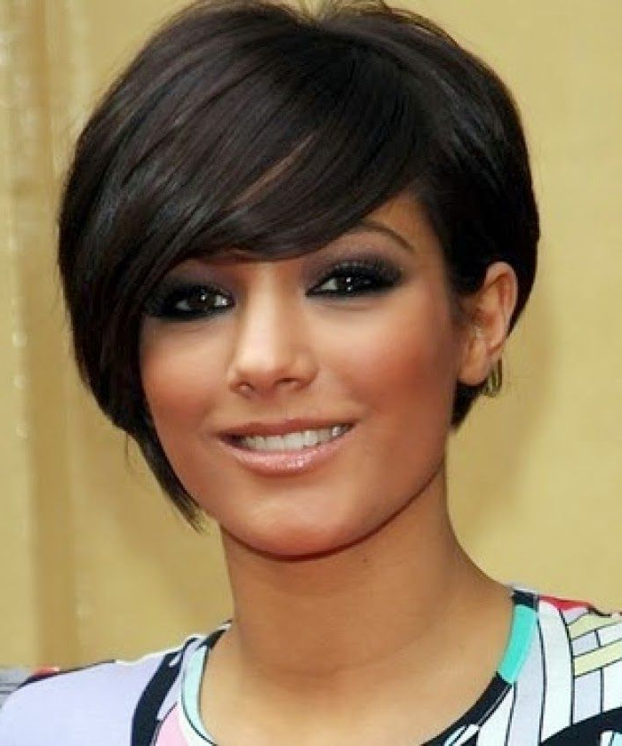 Pin On Hair Style Ideas in Cropped Hairstyles For Round Faces