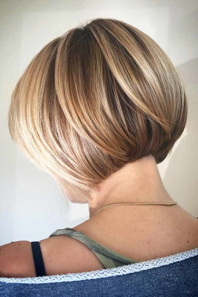 Pin On Hairstyles with regard to Short Bob Hairstyles With Highlights