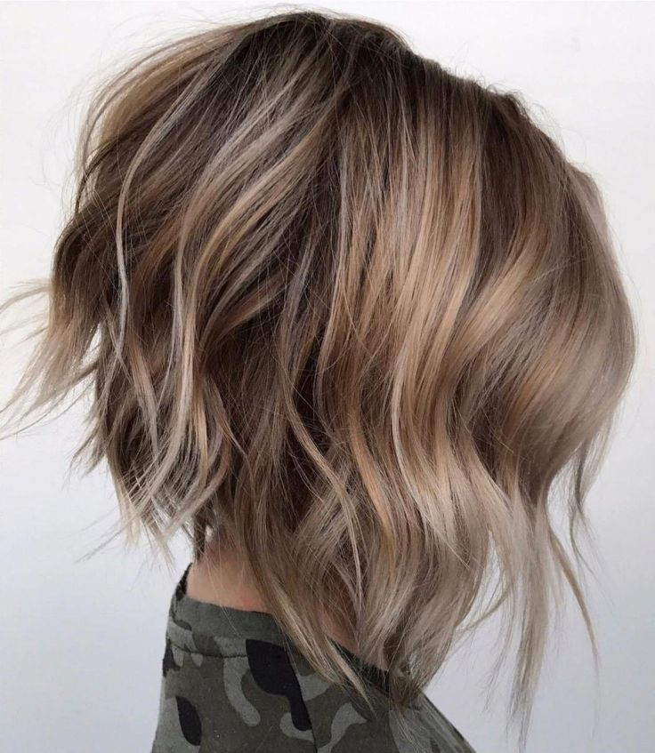 Pin On Inverted Bob Haircut regarding Angled Bob Hairstyles With Razored Ends