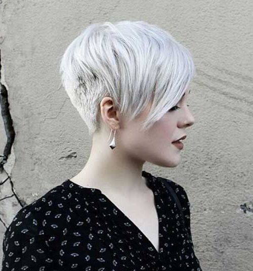 Really Trendy Asymmetrical Pixie Cut Regarding Messy Spiky Pixie Haircuts With Asymmetrical Bangs (View 14 of 25)