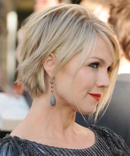 Short Haircuts For Round Faces 6 – Hairstyles Fashion And Regarding Layered Short Hairstyles For Round Faces (View 13 of 25)