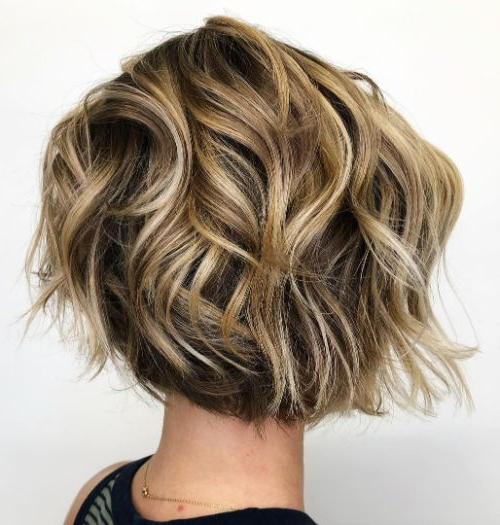 The 40 Best Short Hairstyles For Fine Hair ? Palau Oceans Within Messy Spiky Pixie Haircuts With Asymmetrical Bangs (View 6 of 25)