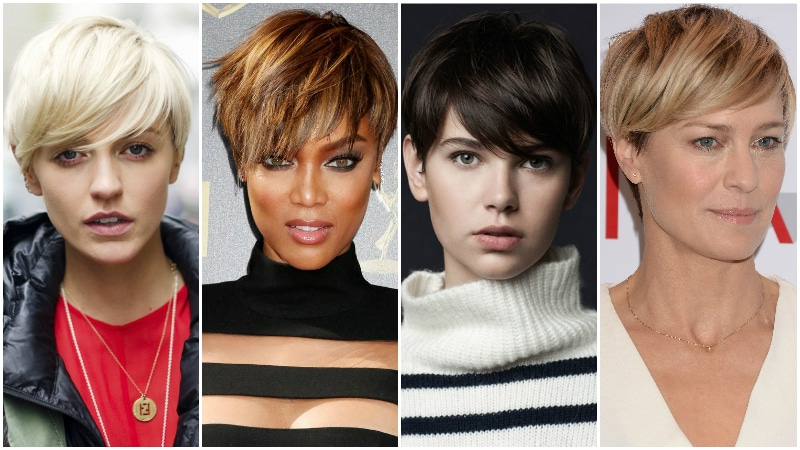 The Best Pixie Haircuts For Women In 2018 – The Trend Spotter Inside Long Pixie Haircuts With Sharp Layers And Highlights (View 20 of 25)