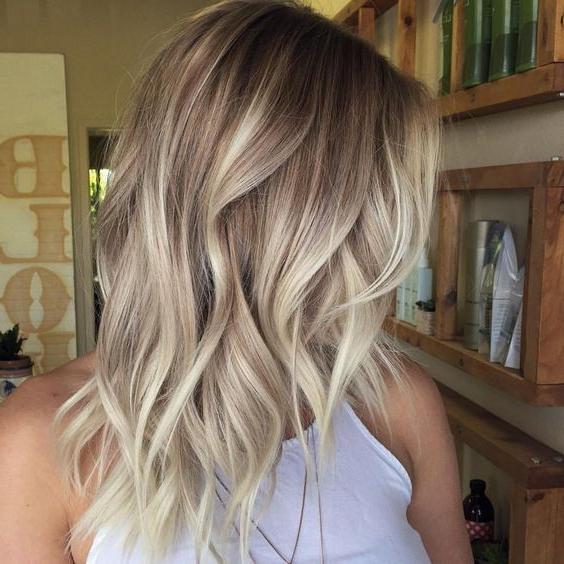 10 Best Medium Length Hair Cuts 2020 In Mid Length Beach Waves Hairstyles (View 11 of 25)