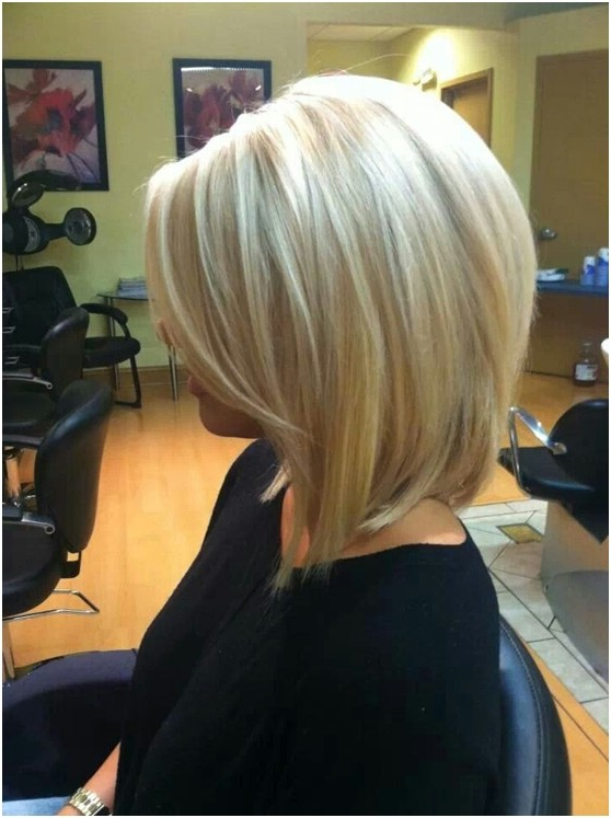 10 Classic Medium Length Bob Hairstyles – Popular Haircuts With One Length Short Blonde Bob Hairstyles (View 9 of 25)