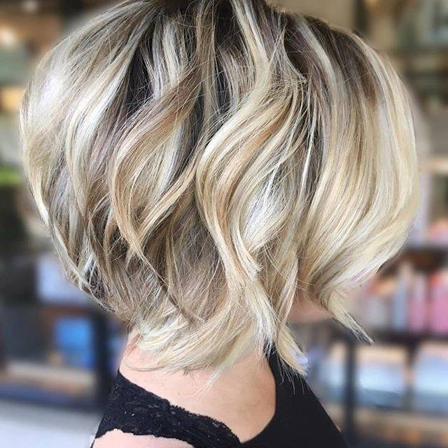 10 Classic Short Bob Haircut And Color, Best Short Hair Styles In Textured Classic Bob Hairstyles (View 12 of 25)