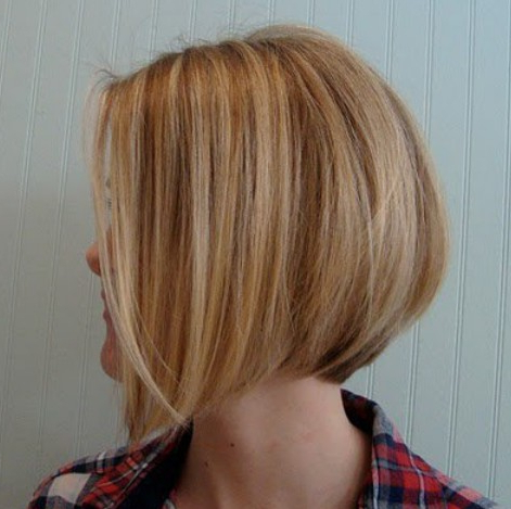 100 Hottest Bob Hairstyles For Short, Medium & Long Hair Intended For Concave Bob Hairstyles (View 16 of 25)