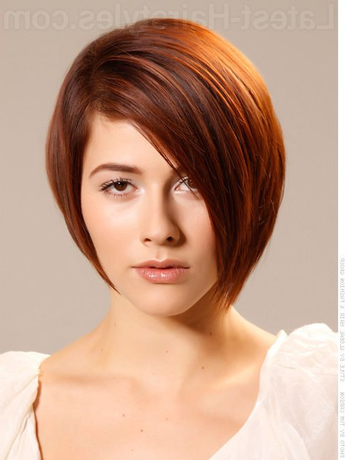 100 Hottest Choppy Bob Hairstyles For Women In 2019 | Choppy In Smooth Bob Hairstyles (View 5 of 26)