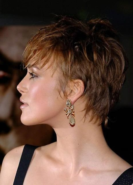 100 Mind Blowing Short Hairstyles For Fine Hair   Hair For Most Up To Date Disconnected Pixie Haircuts For Fine Hair (View 15 of 25)