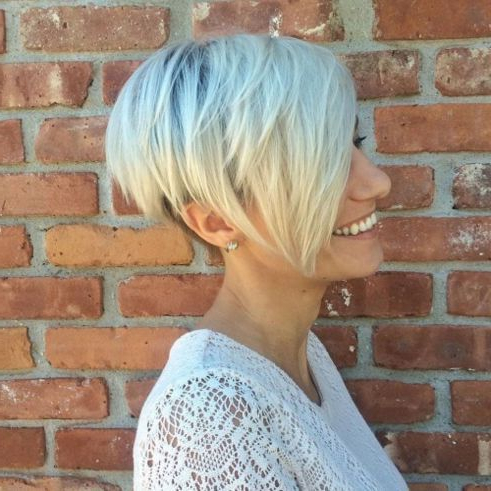 100 Mind Blowing Short Hairstyles For Fine Hair   Long Pixie Inside Most Recent Disconnected Pixie Haircuts For Fine Hair (View 2 of 25)