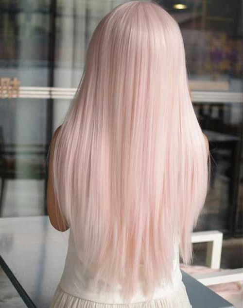 101 Best Haircuts 2015 – 2016 | Hair Styles, Pastel Pink With Most Popular Baby Pink Braids Hairstyles (View 11 of 25)