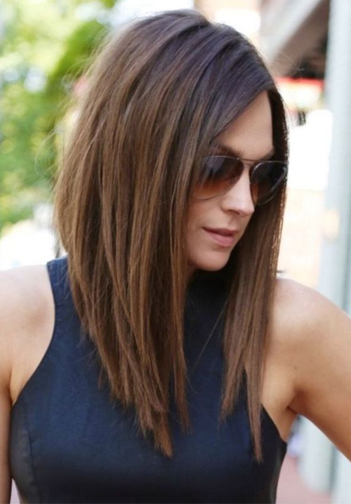 11 Best And Magical A Line Bob Hairstyles For To Look Insane Intended For A Line Bob Hairstyles (View 25 of 25)