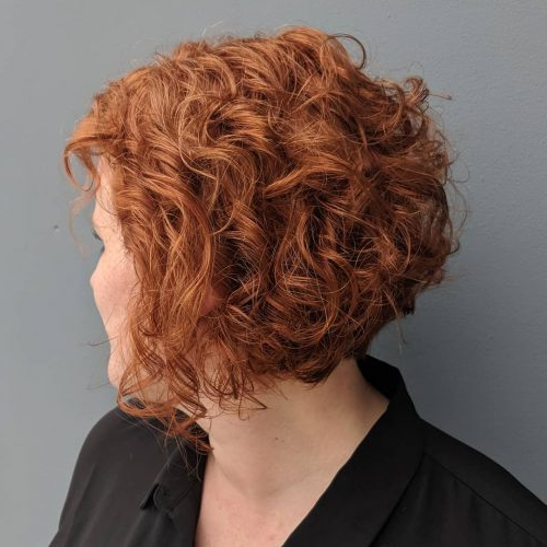 11 Cutest Short Curly Bob Haircuts For Curly Hair Within Cute Short Curly Bob Hairstyles (View 9 of 25)