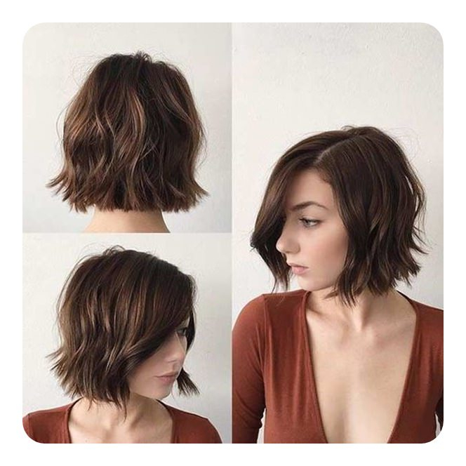 112 Best Blunt Bob Hairstyles For The Year 2020 – Style Easily With Regard To Sharp And Blunt Bob Hairstyles With Bangs (View 16 of 25)