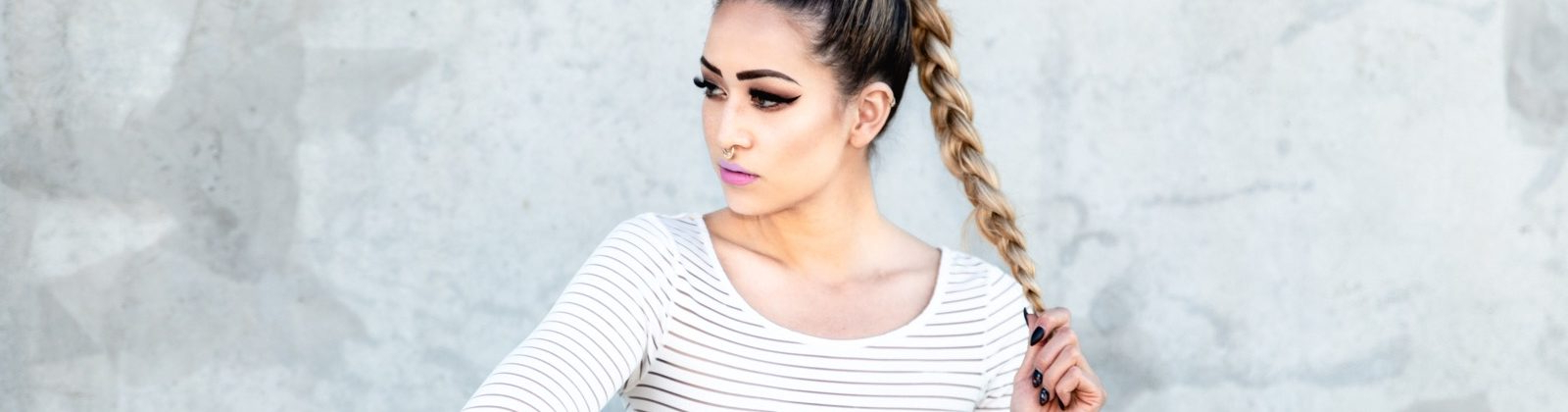 113 Complete Braid Hairstyles List For All Types, Styles And Throughout Recent Grecian Inspired Ponytail Braid Hairstyles (View 24 of 25)