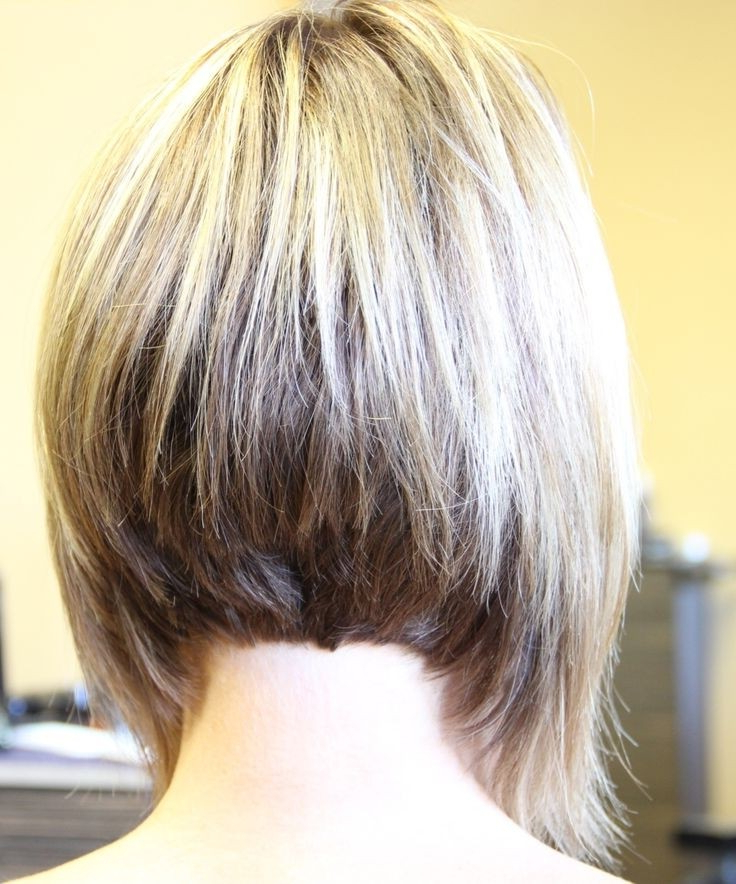 12 Trendy A Line Bob Hairstyles: Easy Short Hair Cuts In Bob Hairstyles With Subtle Layers (View 14 of 25)